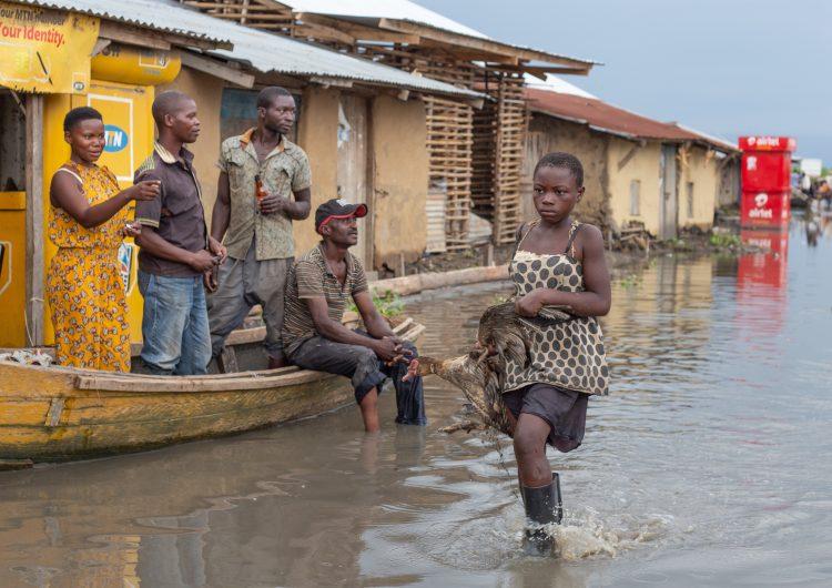 Las inundaciones en el este de África agravan la situación en el continente