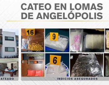 FGE Puebla catea inmueble en Angelópolis tras balacera