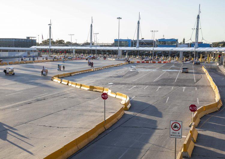 Restricción de cruces fronterizos continuará hasta el 22 de junio