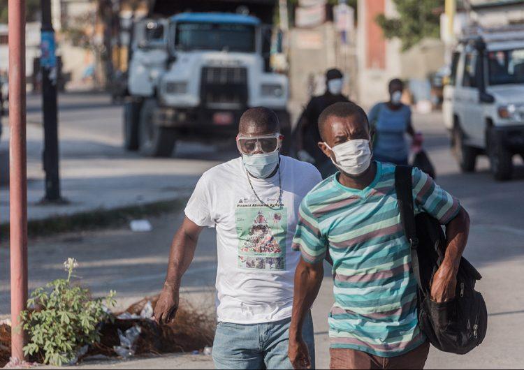 Haití, a punto de padecer crisis humanitaria a causa del coronavirus