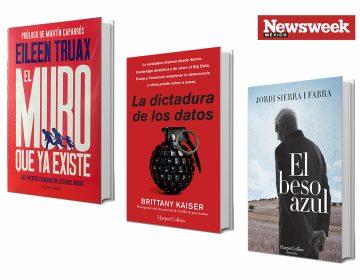 Tres libros: Eileen Truax, Brittany Kaiser, Jordi Sierra i Fabra…