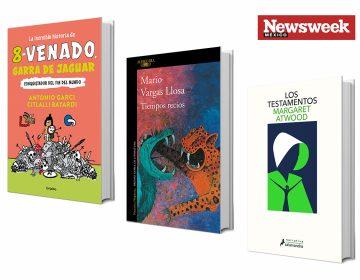 Tres libros: Mario Vargas Llosa, Antonio Garci, Margaret Atwood…