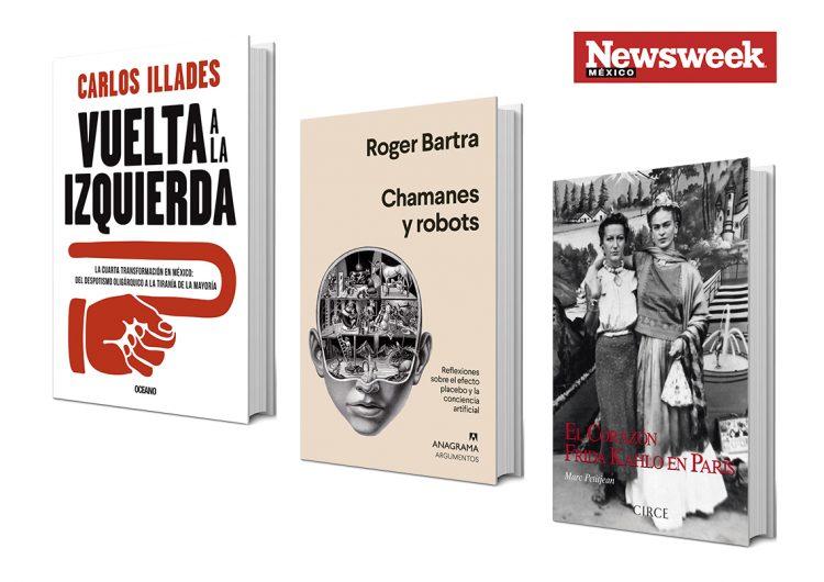 Tres libros que acrecientan el conocimiento