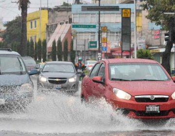 Lluvias con granizo y descargas eléctricas prevén para Puebla