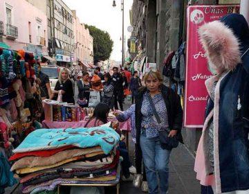 Más de 2 millones de personas trabajan en la informalidad en Puebla