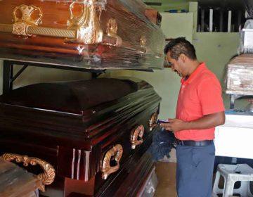 Más de 9 mil pesos cuesta un servicio funerario por covid en Puebla