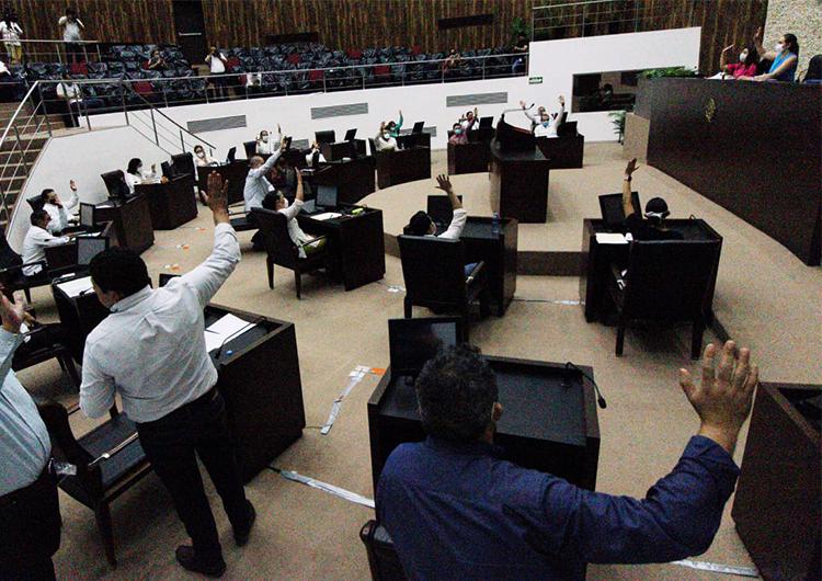 Victoria ciudadana: rechazan representantes deuda histórica