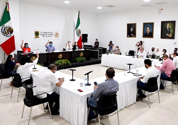 Diputados del PRI y PAN en conjunto Aprueban deuda histórica por 5,848 MDP