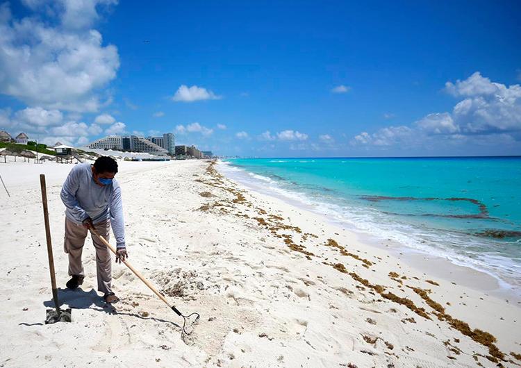 Reduce Marza Lezama salarios en Ayuntamiento de Cancún