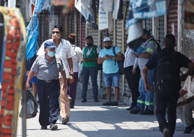Aumenta movilidad humana en Yucatán (Galería)
