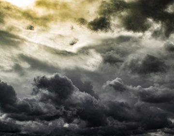 Alertan posibilidad de lluvias