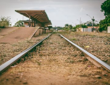 Avanza lento tren maya en Campeche