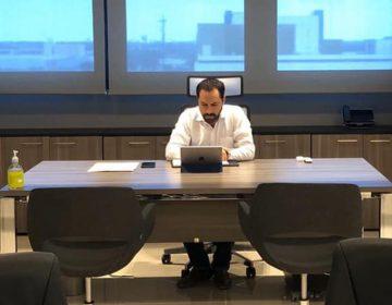 Falta Vila Dosal a reunión en Gobernación para abrir maquilas