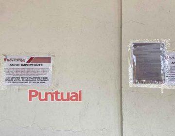 Sanitizan penal de Huejotzingo, Puebla tras 8 casos de covid