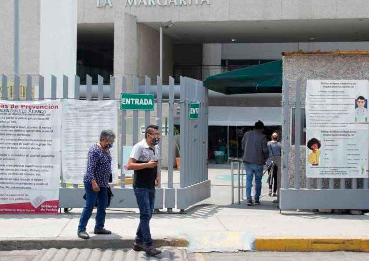 Se dispara covid en Puebla, 80 contagios diarios