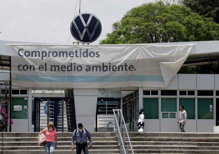 Sindicato de Volkswagen, Puebla, decide no reanudar labores