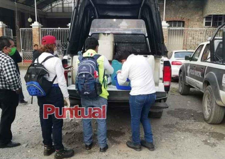 Suman 20 defunciones por bebidas adulteradas en Chiconcuautla, Puebla