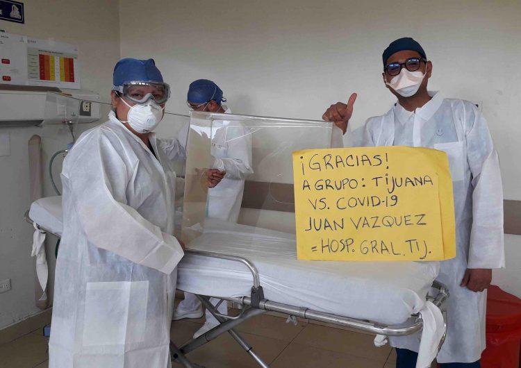 Unidos contra el desabasto de insumos médicos en BC