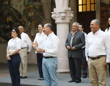 Se reúne gobierno con sindicatos para reactivación económica de Aguascalientes