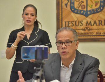 Aplaude alcalde de Jesús María modificaciones a ley de ingresos por contingencia