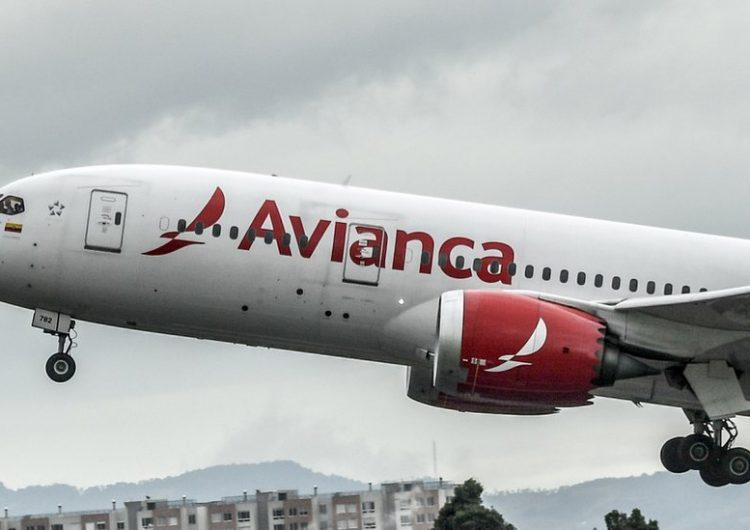La aerolínea Avianca se declara en bancarrota por el impacto económico del coronavirus