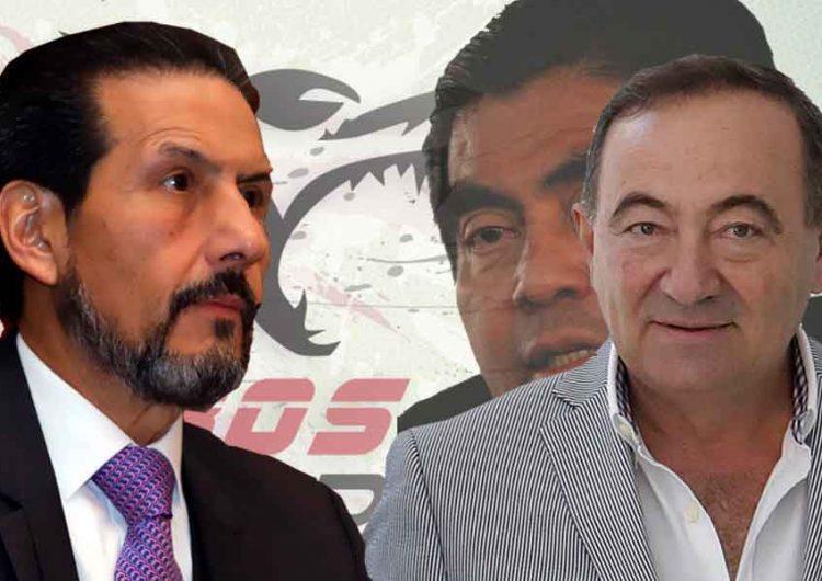 Complot contra el rector; Mendívil y Barbosa vs Alfonso Esparza por caso Lobos BUAP