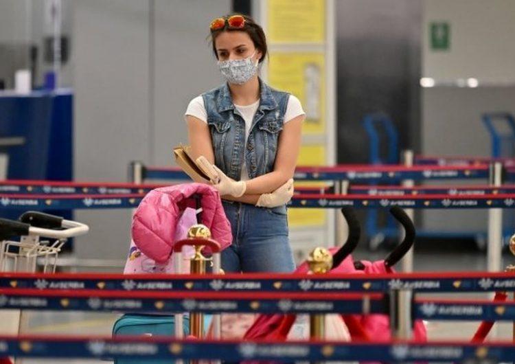 Las medidas de las aerolíneas para prevenir los contagios de COVID-19 al volver a volar