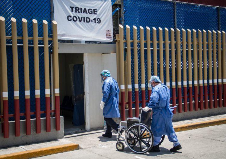 México suma otras 117 muertes por COVID-19; registra un total de 2,271 fallecimientos