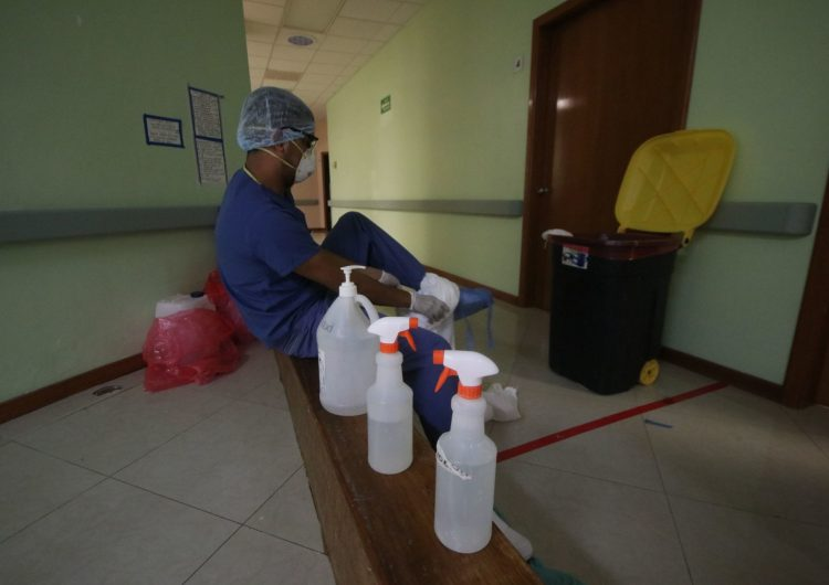 México registra el día con el mayor número de contagios de COVID-19 y 113 nuevos fallecimientos