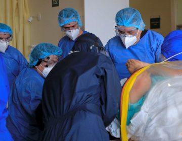 México supera por primera vez los 2,000 contagios de COVID-19 en 24 horas