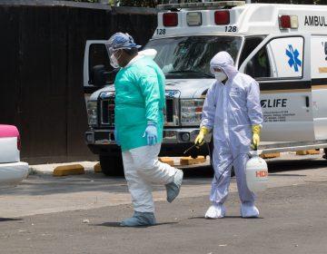Mueren en México otras 239 personas por COVID-19; hay más de 2,400 nuevos contagios