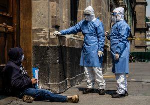COVID-19 en México: se registran 371 muertos y suman 3,227 nuevos contagios