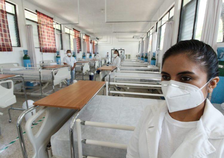Abre Ejército hospital  vs COVID-19 en Mérida
