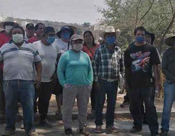 En plena contingencia por Covid-19 convocan en Almecatla, Puebla, a reunión de ejidatarios