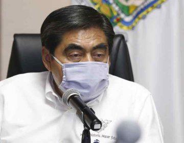 Miguel Barbosa: empresarios no han entregado ni un kilo de frijol para ayudar durante pandemia