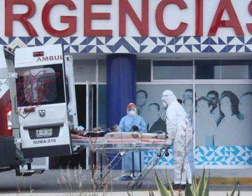 Sufren Covid-19 94 médicos, 66 enfermeras y 123 trabajadores de la Salud en Puebla