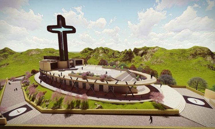 Se retoma proyecto de la Santa Cruz en Calvillo