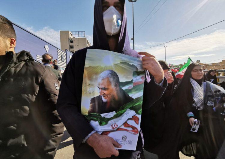 """Irán ejecutará a """"espía"""" que dio informaciones a la CIA para matar a Soleimani"""