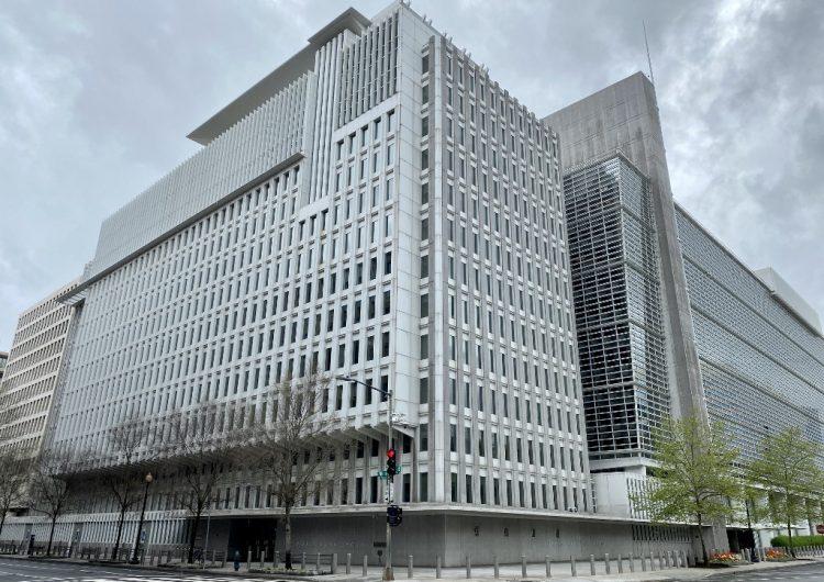 El Banco Mundial prevé una contracción de la economía del 5.2 %, la peor caída en 80 años