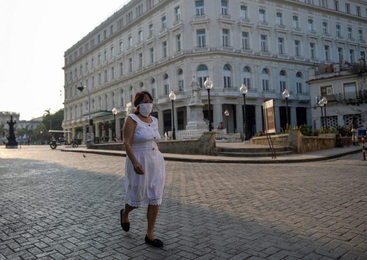 """Cuba declara la pandemia """"bajo control"""" y prepara el desconfinamiento"""