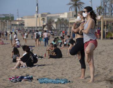 Por segundo día consecutivo España no registra muertes; Europa comienza a aplanar la curva