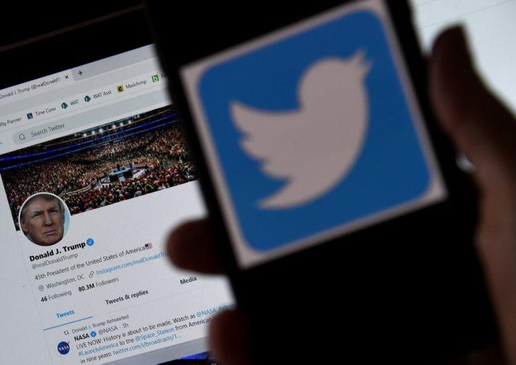 Twitter afirma que podría suspender la cuenta de Donald Trump