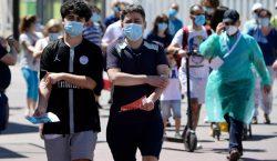 España registra su primer día sin muertes por COVID-19