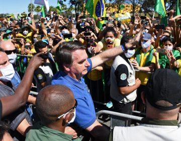 Brasil amenaza dejar la OMS; Trump dice que EU le está gananado al coronavirus
