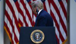 Trump ordena despliegue militar para contener manifestaciones y vandalismo que…