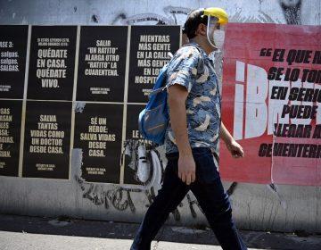 Salud reporta 3,891 contagios y otras 470 muertes a causa del COVID-19 en México