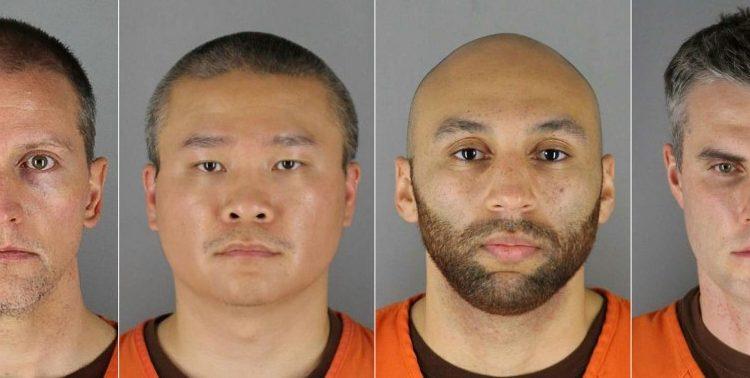 Trasladan a un penal de máxima seguridad al policía acusado de asesinar a George Floyd; acusan a los otros tres oficiales