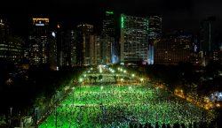Tiananmen, a 31 años: miles se manifiestan en Hong Kong…