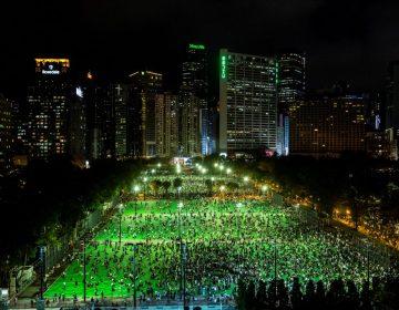 Tiananmen, a 31 años: miles se manifiestan en Hong Kong en medio prohibiciones y tensiones políticas