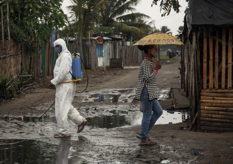 África supera la barrera de los 250,000 contagios y la pandemia se acelera